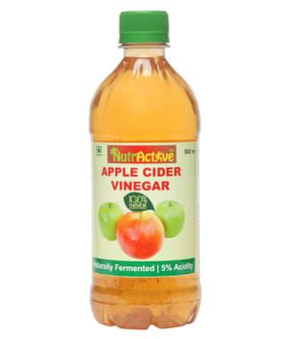 NutrActive Filtered Apple Cider Vinegar