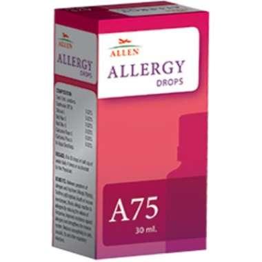 Allen A75 Allergy Drop