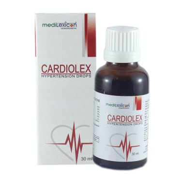 Medilexicon Cardiolex Hypertension Drop