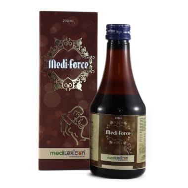Medilexicon Medi-force Syrup