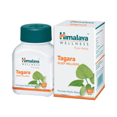 Himalaya Wellness Pure Herbs Tagara Tablet