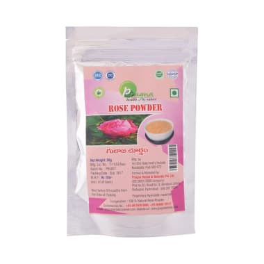 Pragna Rose Powder