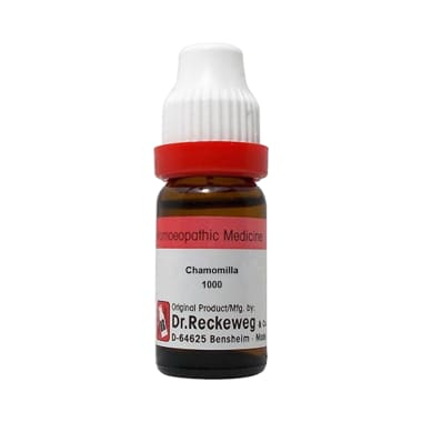 Dr. Reckeweg Chamomilla Dilution 1000 CH