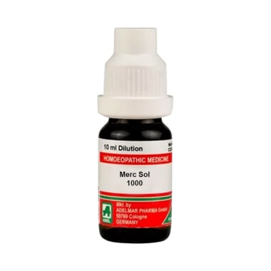 ADEL Merc Sol Dilution 1000 CH