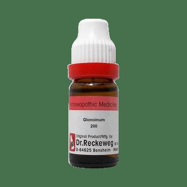 Dr. Reckeweg Glonoinum Dilution 200 CH
