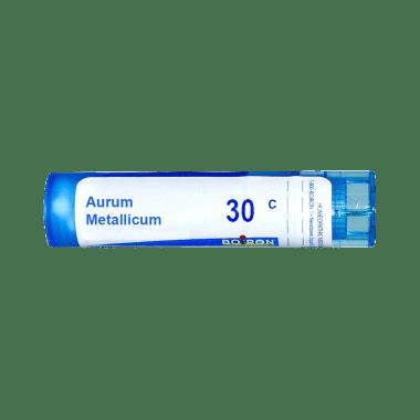 Boiron Aurum Metallicum Multi Dose Approx 80 Pellets 30 CH
