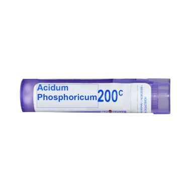 Boiron Acidum Phosphoricum Multi Dose Approx 80 Pellets 200 CH
