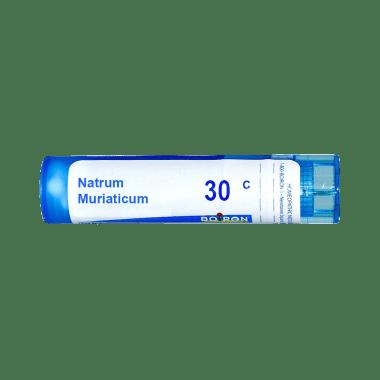 Boiron Natrum Muriaticum Single Dose Approx 200 Microgranules 30 CH