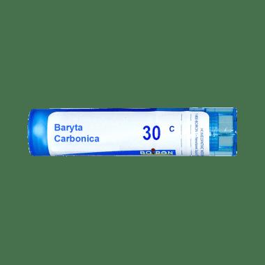 Boiron Baryta Carbonica Pellets 30C