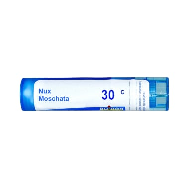 Boiron Nux Moschata Multi Dose Approx 80 Pellets 30 CH