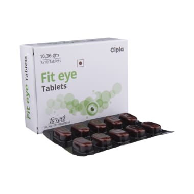 Fit Eye Tablet