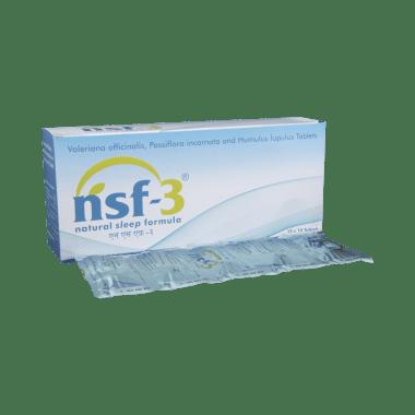 NSF-3 Tablet