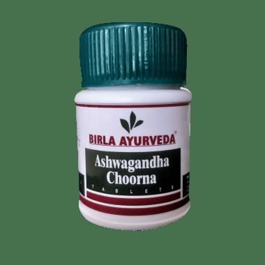 Birla Ayurveda Ashwagandha Choorna Tablet
