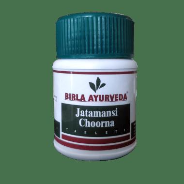 Birla Ayurveda Jatamansi Choorna Tablet