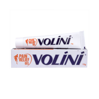 Volini Pain Relief Gel
