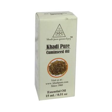 Khadi Pure Herbal Cuminseed Essential Oil
