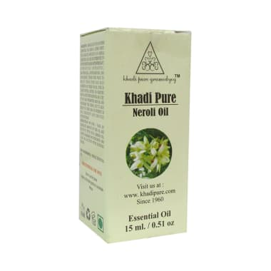 Khadi Pure Herbal Neroli Essential Oil