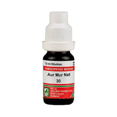 ADEL Aur Mur Nat Dilution 30 CH