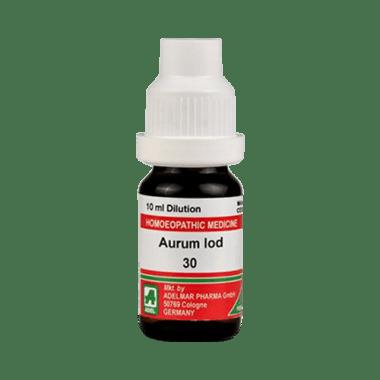 ADEL Aurum Iod Dilution 30 CH