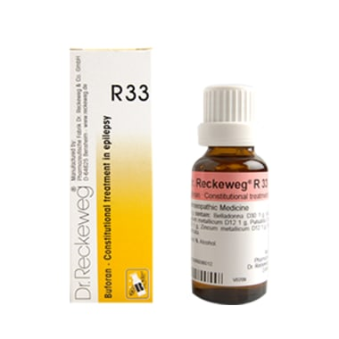 Dr. Reckeweg R33 Epilepsy Drop