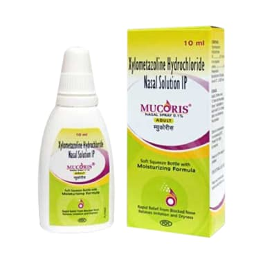 Mucoris Adult Nasal Spray