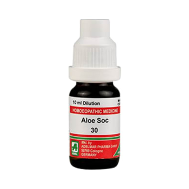 ADEL Aloe Soc Dilution 30 CH