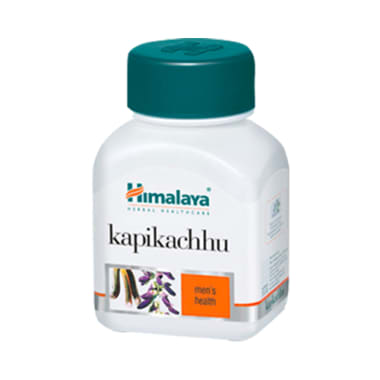 Himalaya Wellness Pure Herbs Kapikachhu Men's Health Tablet