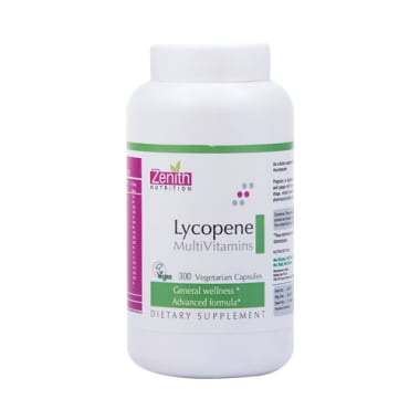 Zenith Nutrition Lycopene with Multivitamins Capsule