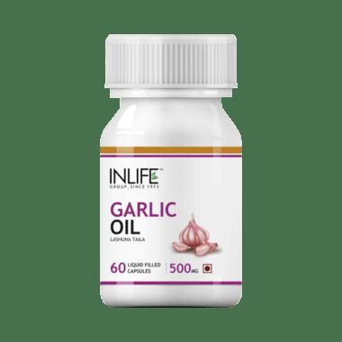 Inlife Garlic Oil Capsule