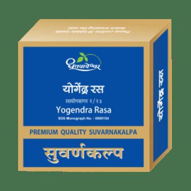 Dhootapapeshwar Yogendra Rasa Premium Quality Suvarnakalpa