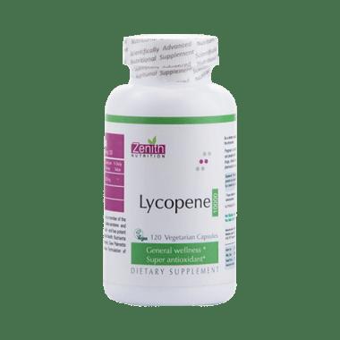 Zenith Nutrition Lycopene 10000mcg Capsule