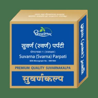 Dhootapapeshwar  Suvarna (Svarna) Parpati Premium Quality Suvarnakalpa