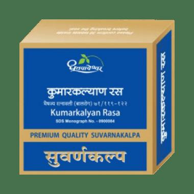 Dhootapapeshwar  Kumarkalyan Rasa Premium Quality Suvarnakalpa