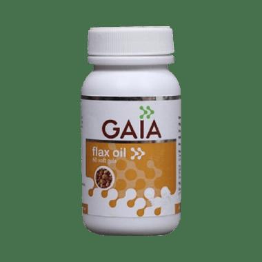 GAIA Flax Oil Capsule