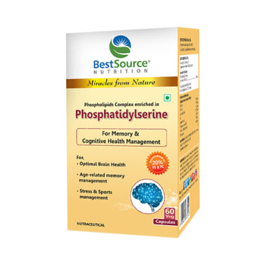BestSource Nutrition Phosphatidylserine Capsule