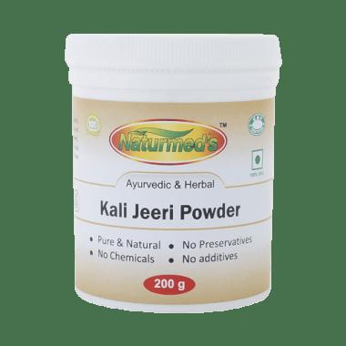 Naturmed's Kali Jeeri Powder