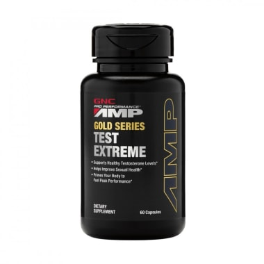 GNC Pro Performance AMP Gold Series Test Extreme Capsule