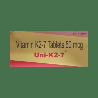 Uni-K2-7 Tablet