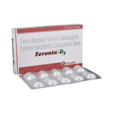 Feronia -D3 Tablet
