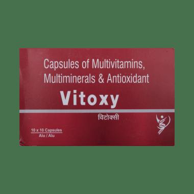 Vitoxy Capsule