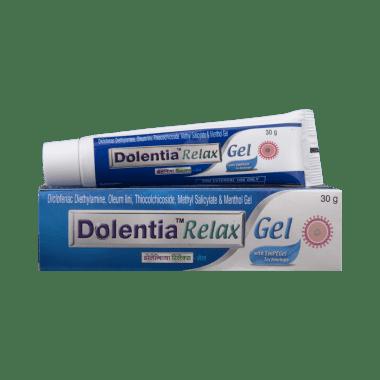 Dolentia Relax  Gel