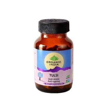 Organic India Tulsi Veg Capsule