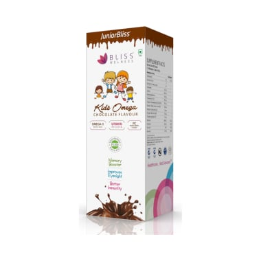 Bliss Welness Kids Omega Chocolate