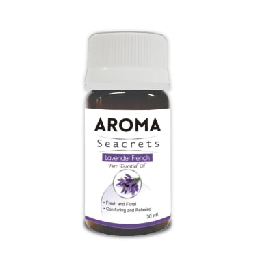 Aroma Seacrets Lavender French Pure Essential Oil