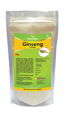 Biotrex Ginseng Herbal Powder