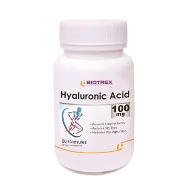 Biotrex Hyaluronic Acid 100mg Capsule