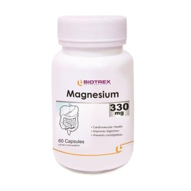 Biotrex Magnesium Citrate 330mg Capsule