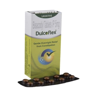 Dulcoflex 5mg Tablet