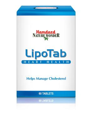 Hamdard Lipotab Tablet