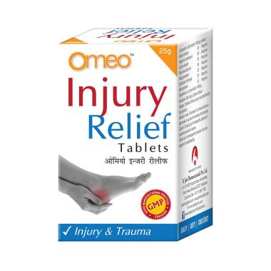 Bjain Omeo Injury Relief Tablet